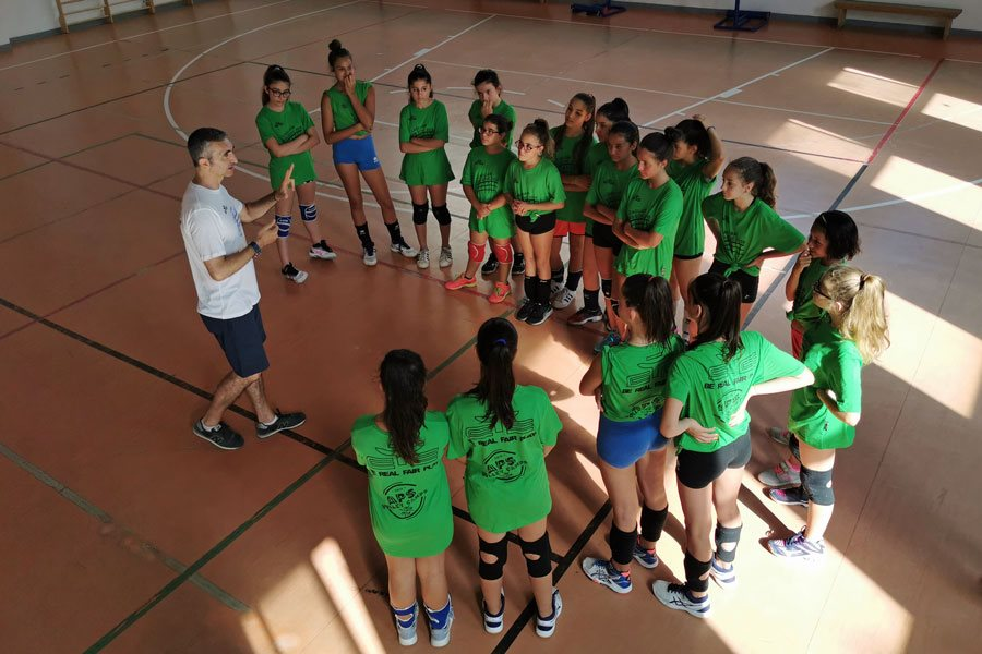 Volley SUMMER CAMP